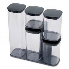 Набор контейнеров для хранения продуктов Joseph Joseph Podium 5