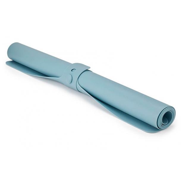Коврик для теста с мерными делениями Joseph Joseph Roll-up Blue