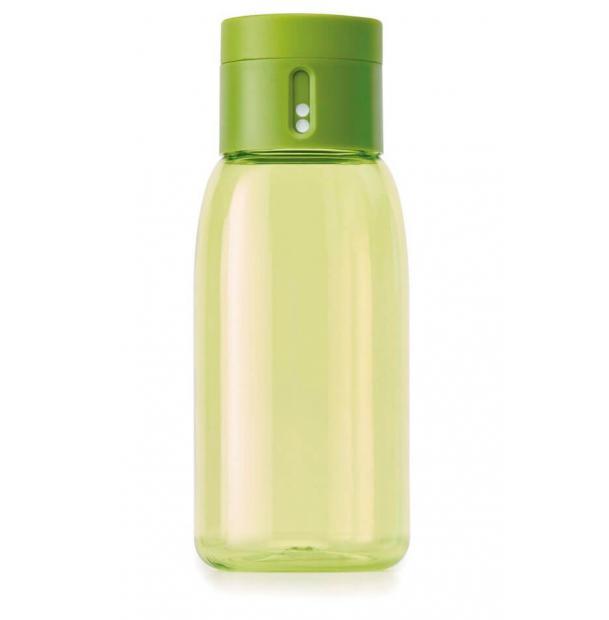 Пластиковая бутылка Joseph Joseph 0.4L Dot Green