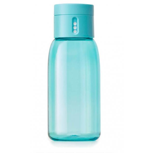 Пластиковая бутылка Joseph Joseph 0.4L Dot Light Blue