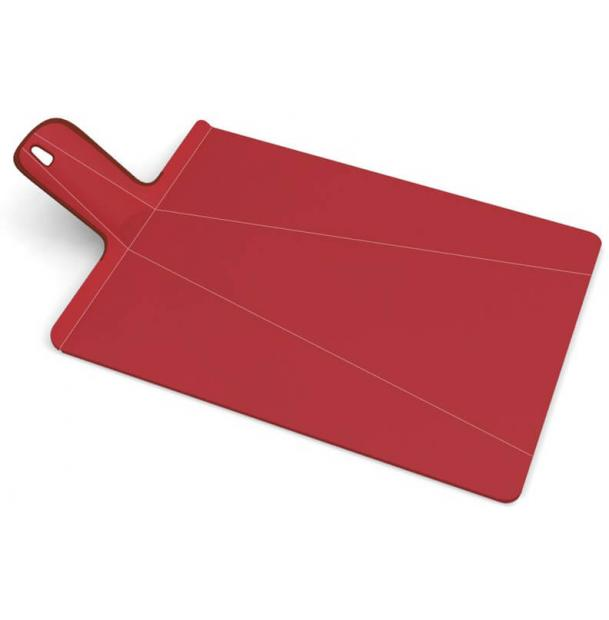 Разделочная доска Joseph Joseph Chop2Pot Plus Large Red