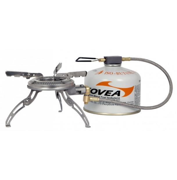 Газовая горелка со шлангом KOVEA Dual Flame Stove
