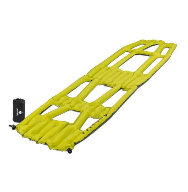 Коврик туристический надувной Klymit Inertia X Frame pad Chartuesse Yellow