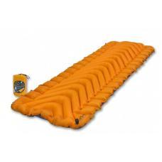 Коврик туристический надувной Klymit Insulated Static V Lite Orange