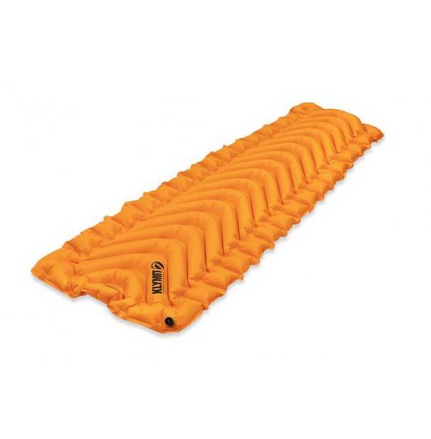 Коврик туристический надувной Klymit Insulated V Ultralite SL Orange