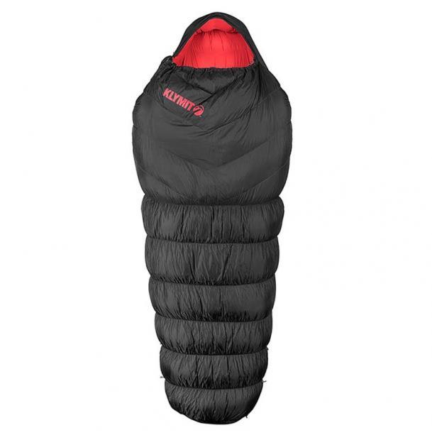 Спальный мешок Klymit KSB 0 Oversized Down Sleeping Bag Black
