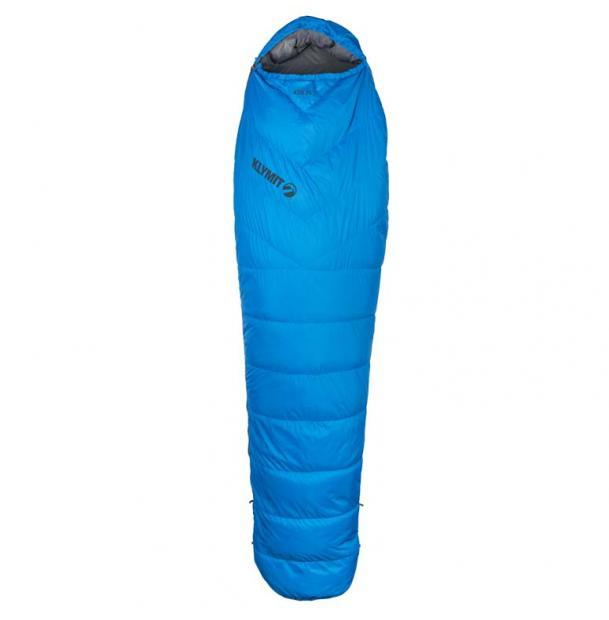 Спальный мешок Klymit KSB 35 Down Sleeping Bag Blue
