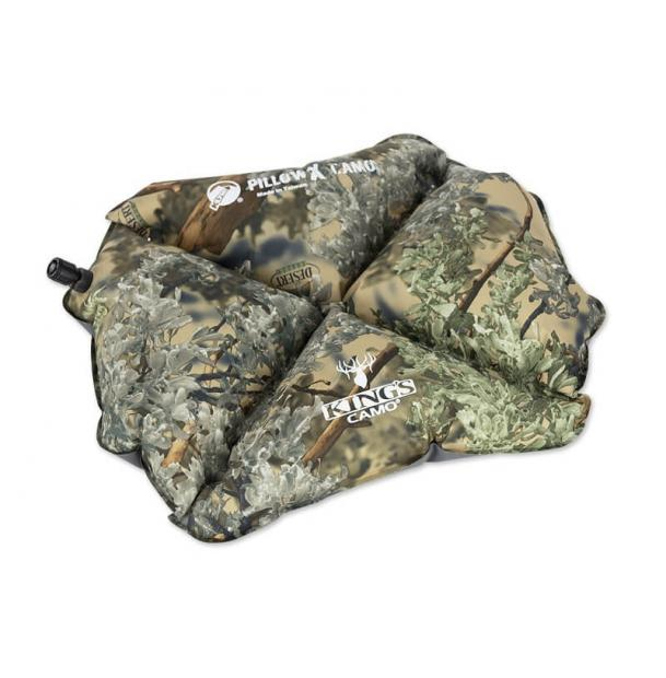 Подушка туристическая надувная Klymit Pillow X Camo
