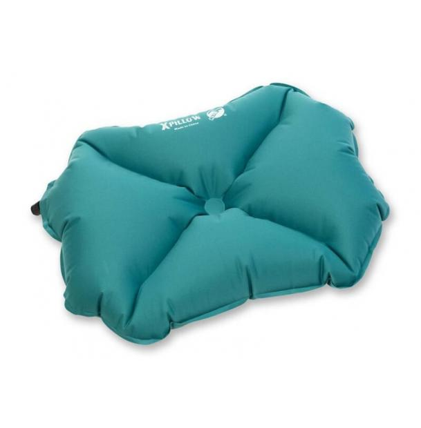 Подушка туристическая надувная Klymit Pillow X Large Green