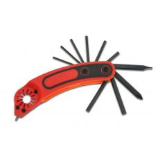 Точилка-мультитул для луков и арбалетов Lansky BowSharp Tool & Sharpener