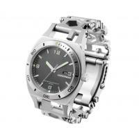 Часы Leatherman Tread Tempo Stainless Steel
