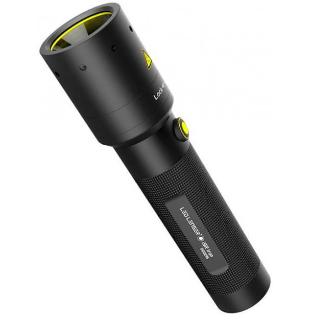 Фонарь Led Lenser I9R Iron (5609-Ri)