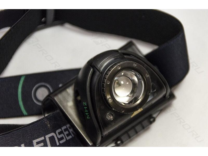 Фонарь LED Lenser MH2 501503