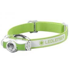 Налобный фонарь Led Lenser MH5 Green (501952)