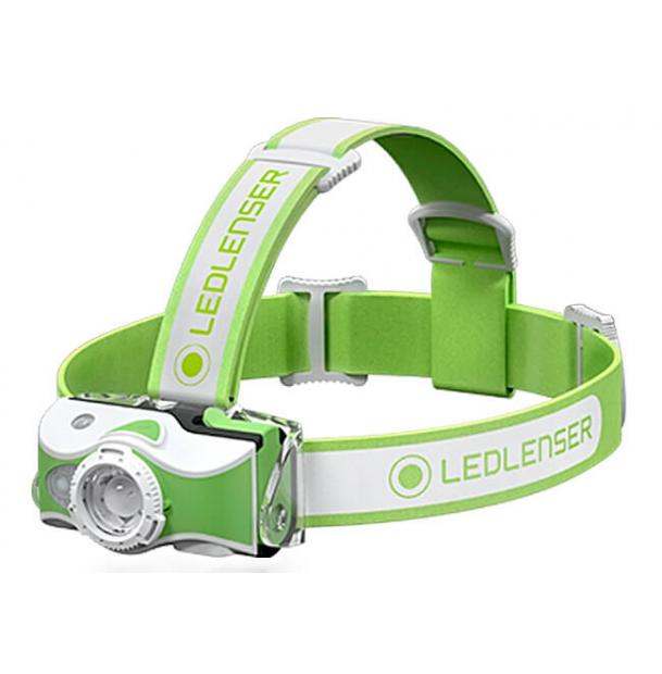 Налобный фонарь Led Lenser MH7 Green (500991)