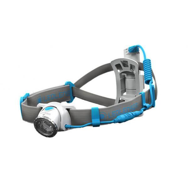 Налобный фонарь Led Lenser NEO10R Blue