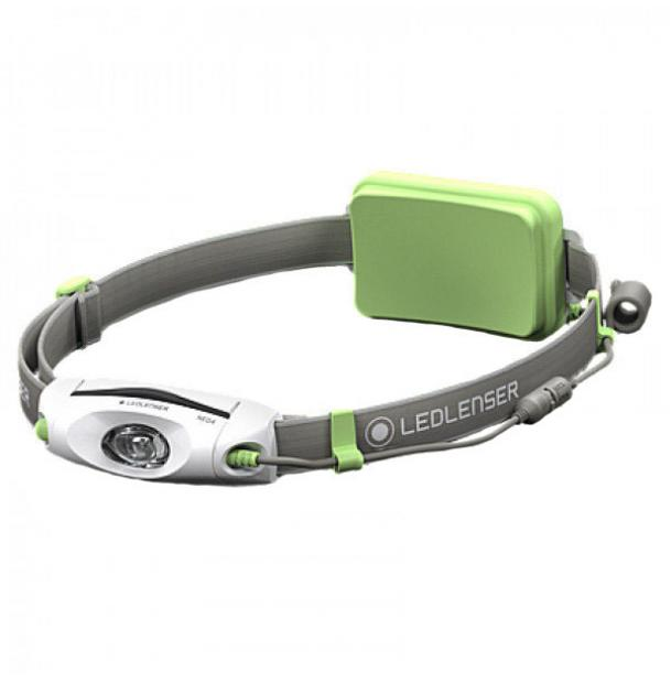 Налобный фонарь Led Lenser NEO6R Green