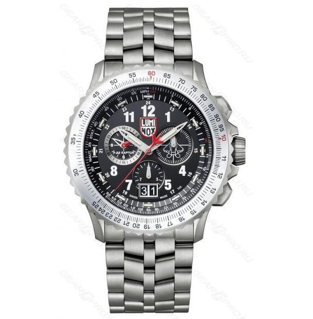 Часы Luminox F-22 Raptor XA.9241.M