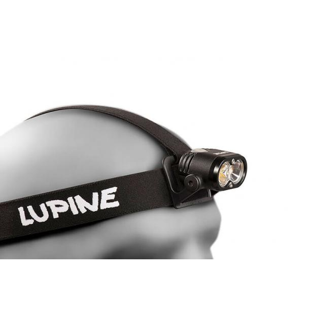 Налобный фонарь Lupine Piko X Duo