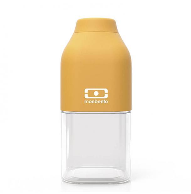 Пластиковая бутылка Monbento 0.33L MB Positive S Moutarde