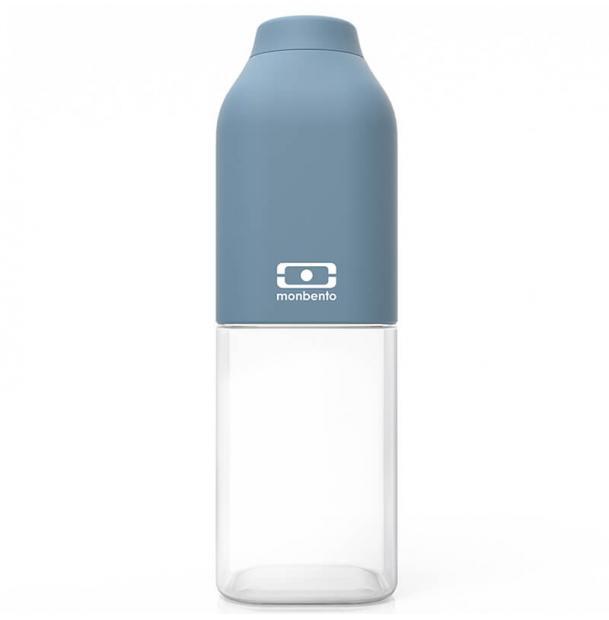 Пластиковая бутылка Monbento 0.5L MB Positive M Denim 1011 01 020