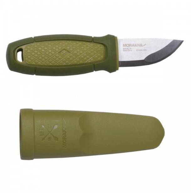 Нож Morakniv Eldris Green (с ножнами)