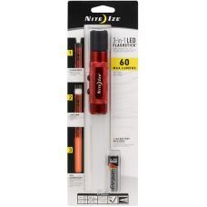 Светодиодный фонарь Nite Ize 3-in-1 LED FlashStick Red
