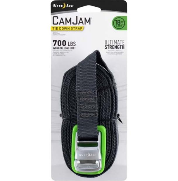 Крепление Nite Ize CamJam Tie Down Strap ND 18 ft