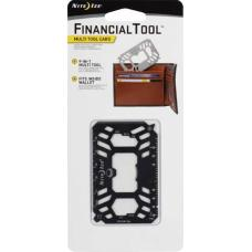 Мультитул Nite Ize Financial Tool Multi Tool Card Black