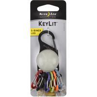 Набор карабинов Nite Ize S-Biner KeyLit White LED