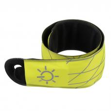 Светодиодная повязка Nite Ize SlapLit LED Slap Wrap Neon Yellow