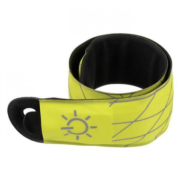 Светодиодная повязка Nite Ize SlapLit LED Slap Wrap Neon Yellow