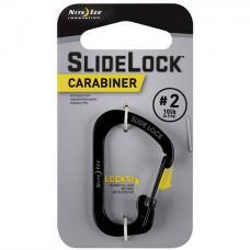 Карабин Nite Ize SlideLock Carabiner #2 Black