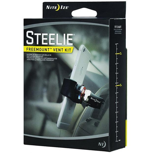 Магнитный держатель для телефона Nite Ize Steelie FreeMount Vent Kit