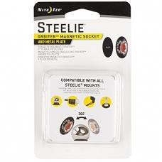 Дополнительный магнит Nite Ize Steelie Orbiter Component