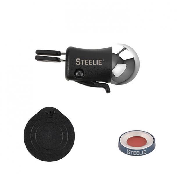 Магнитный держатель для телефона Nite Ize Steelie Vent Mount Kit Plus STVKP-01-R8