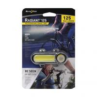 Велосипедный фонарь NiteIze Radiant 125 Rechargeable Bike Light White