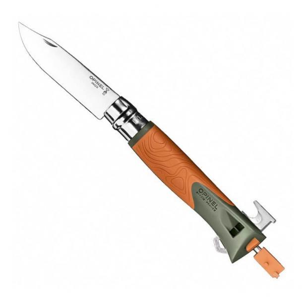 Нож Opinel №12 Explore Orange