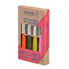 Набор из 4 ножей Opinel Fifties 4 Essentials Knives Box Set