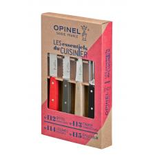 Набор из 4 ножей Opinel Loft 4 Essentials Knives Box Set