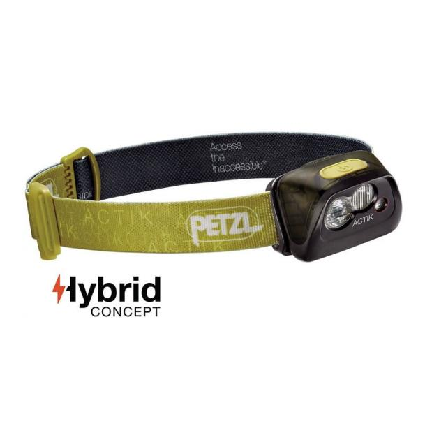 Налобный фонарь Petzl ACTIK Green E99AAB