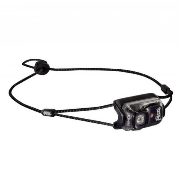 Налобный фонарь Petzl BINDI Black E102AA00