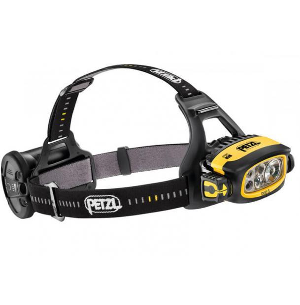 Налобный фонарь Petzl DUO S E80CHR