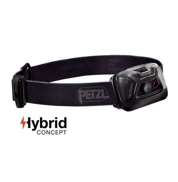 Налобный фонарь Petzl TACTIKKA Black E93ACA