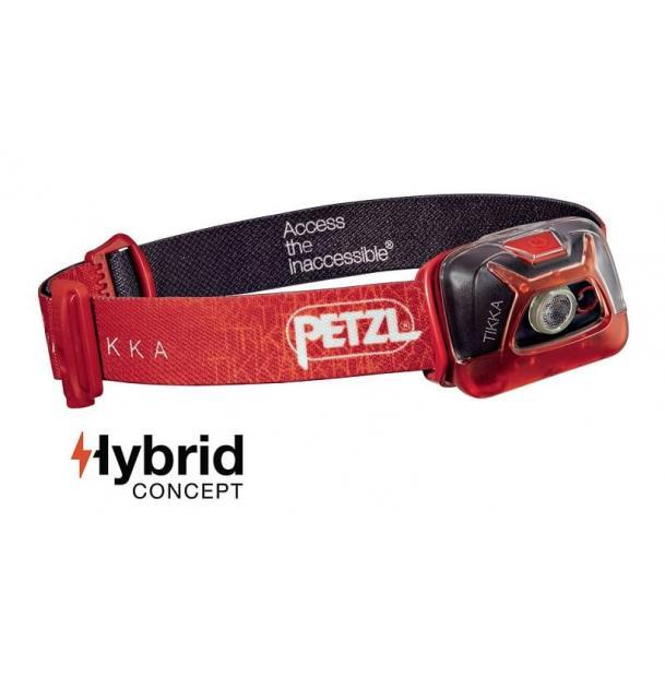 Налобный фонарь Petzl TIKKA Red E93AAC