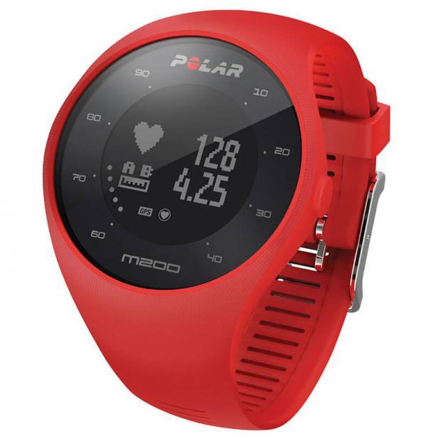 Часы Polar M200 Red HR с датчиком пульса