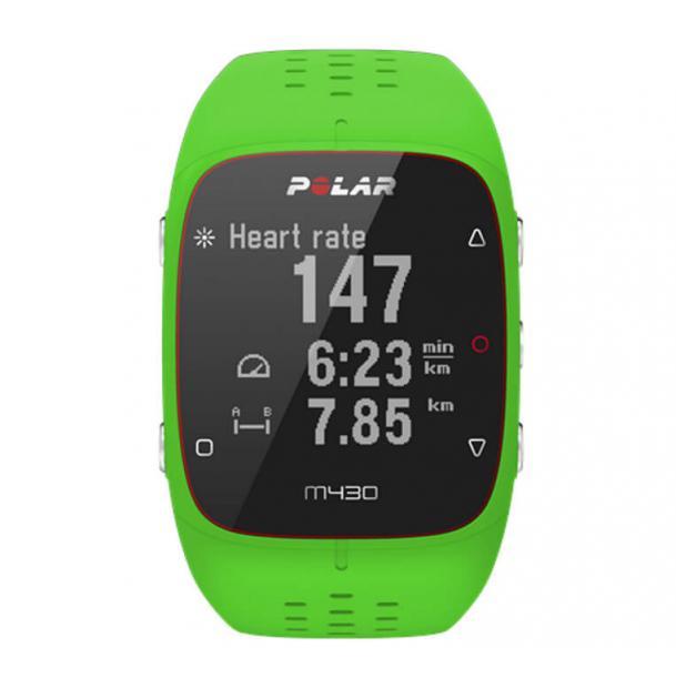 Часы Polar M430 Green
