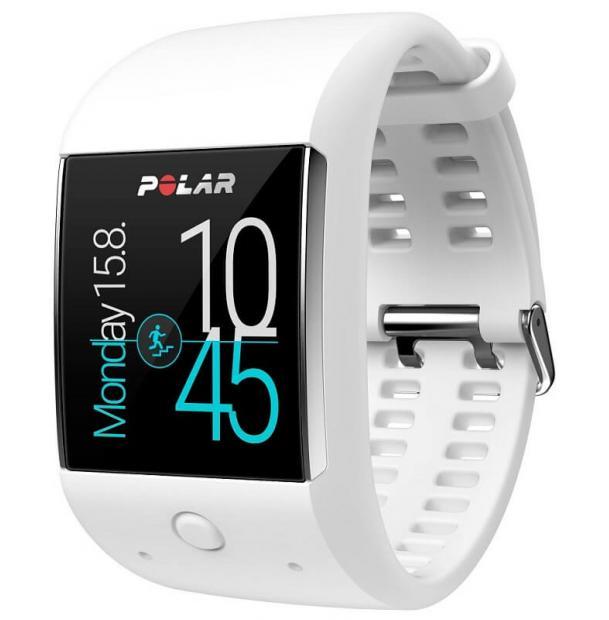 Часы Polar M600 White