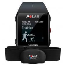 Часы Polar V800 Black с датчиком пульса H10