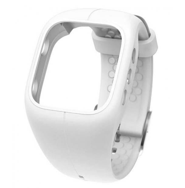 Сменный ремешок Polar Wrist Strap A300 White